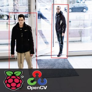 Motion Recognition using Raspberry Pi and OpenCV 1