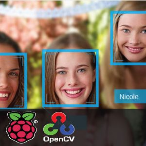 Real time Face Detection using Raspberry Pi and OpenCv