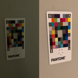 Real time color classification of objects from video streams