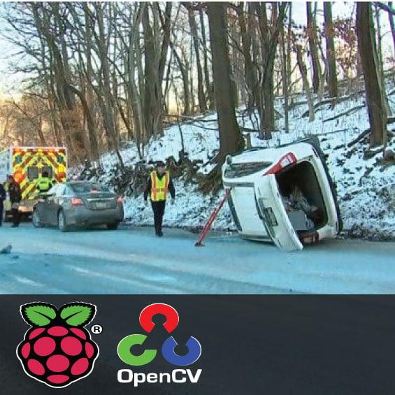 Road Accident Analysis using Raspberry Pi 1