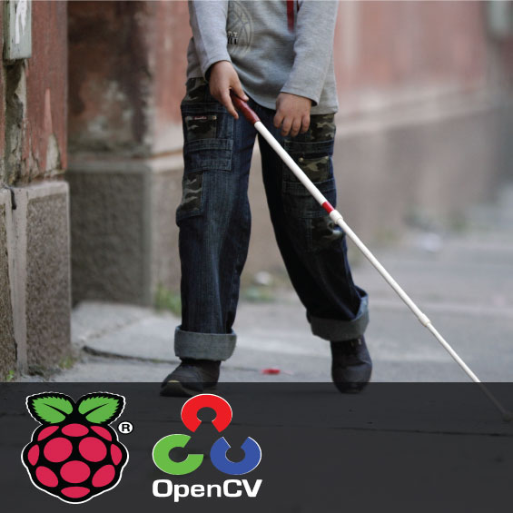 Smart Navigation System for Blind People using Raspberry Pi and OpenCV 1