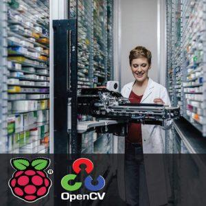 Smart Pharmacy using Raspberry Pi 1