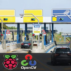 Toll Management System using Raspberry Pi and OpenCV 1