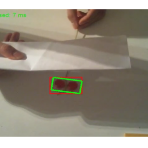 Video Tracking using Kalman Filter