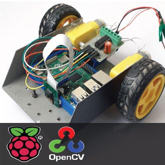 Web Control Robot using Raspberry Pi 1