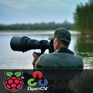 Wildlife photography using Raspberry Pi and Open CV 1