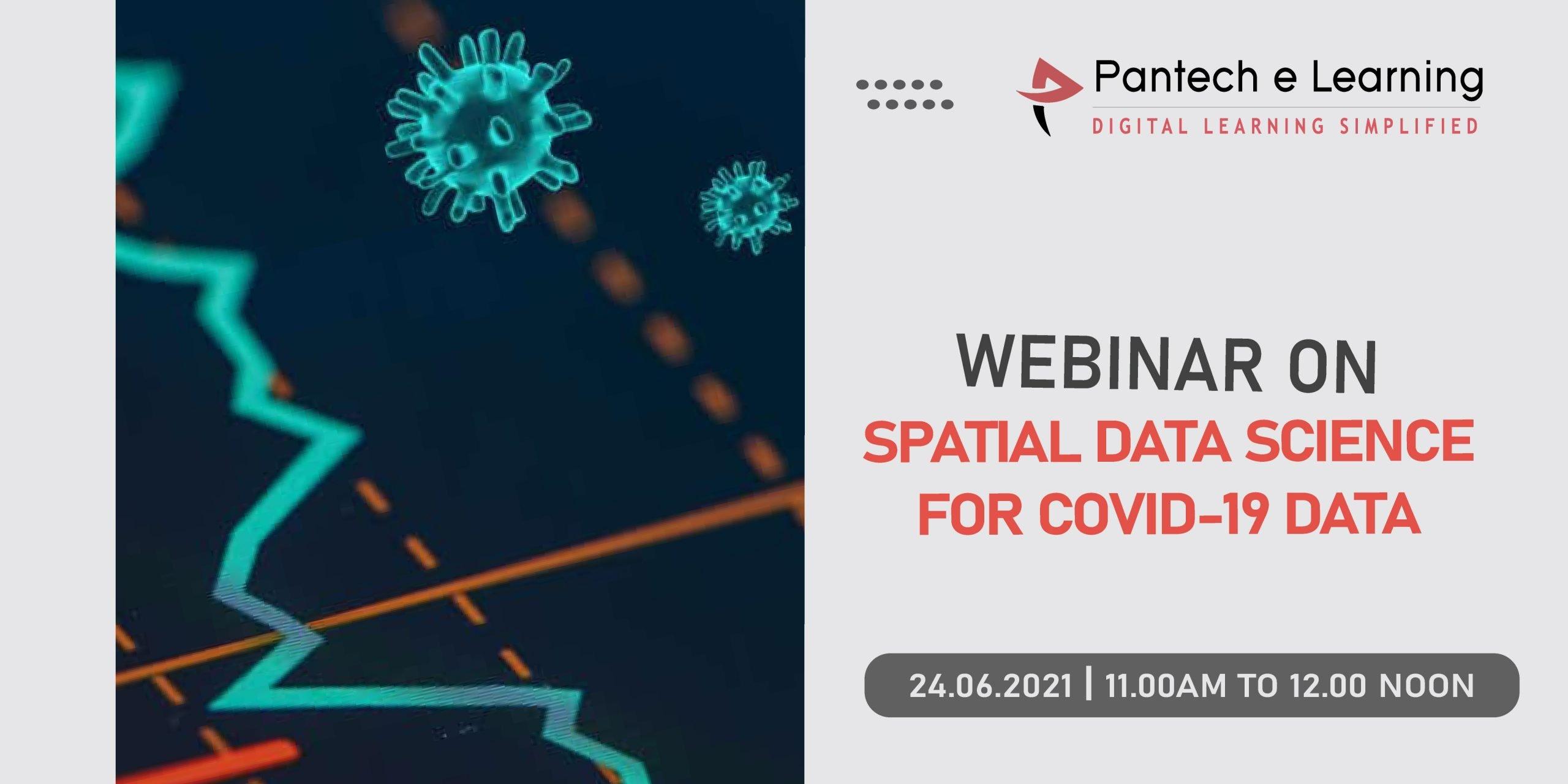 Datascience for Covid 19 Rajalakshmi institute Pantech eLearning 1