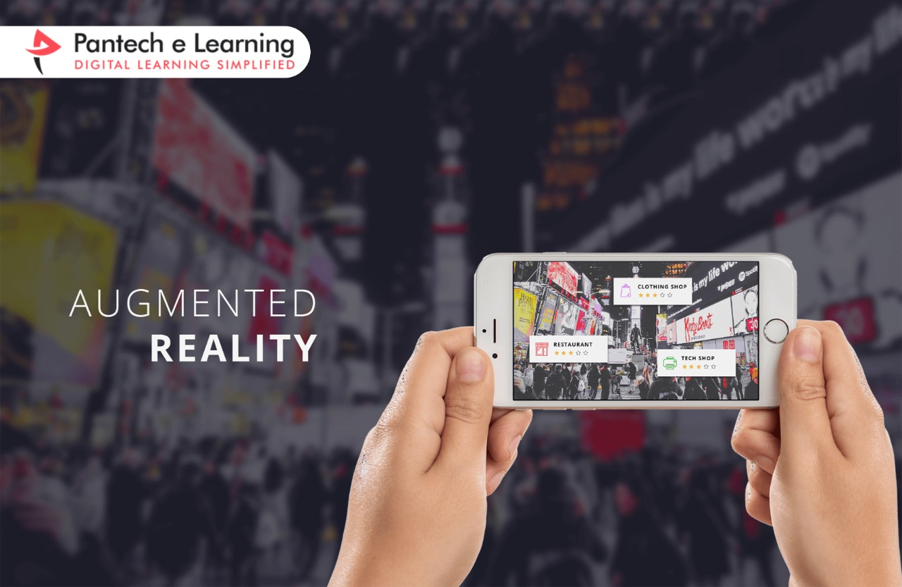 Develop your own application in Augmented Reality