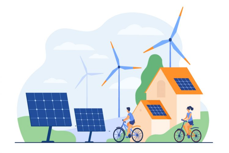 Internship on Renewable Energy EV Design IETE Certification 2