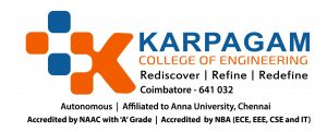 karpagam college of engineering logo